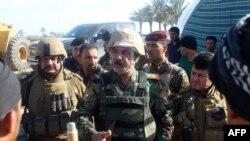 قائد شرطة الأنبار اللواء الركن كاظم الفهداوي
