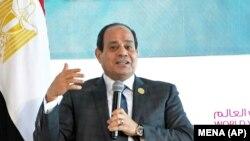 Президент Арабской Республики Египет Абдул Фаттах Саид Хусейн Халил Ас-Сиси.