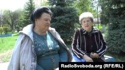 Жительки Антрацита, Луганська область