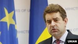 Євген Перебийніс, директор Департаменту інформаційної політики МЗС України
