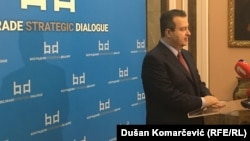 Za uticaj Rusije na Balkanu odgovorne zapadne sile: Ivica Dačić