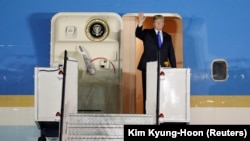 Presidenti i SHBA-së, Donald Trump në Singapor