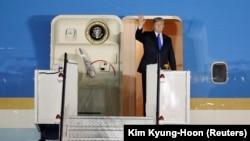 Donald Trump Sinqapurda, 10 iyun, 2018-ci il