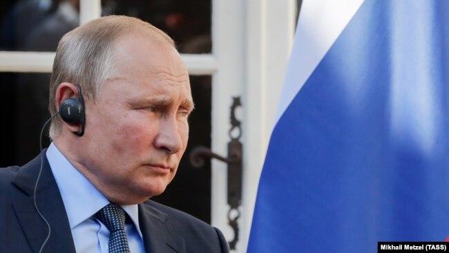 Володимир Путін, 19 серпня 2019 року