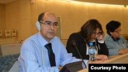 وجدان عبد الرحمن عفراوي في المؤتمر