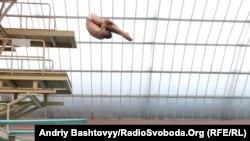 Українські стрибуни у воду готові до Олімпіади