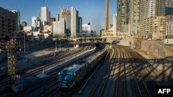 VIA Rail voz planiran kao meta terorističkog napada