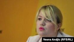 Anita Mitić, direktorica Inicijative mladih za ljudska prava
