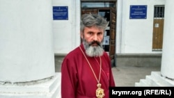 Украинская церковь в Крыму. Интервью с архиепископом Климентом
