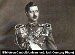 Regele Carol al II-lea. Sursă: Biblioteca Centrală Universitară, Iași