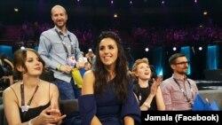 Джамала (с) на «Євробаченні»
