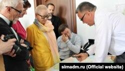 Эрнст Мавлютов на обсуждении проекта генплана Симферополя