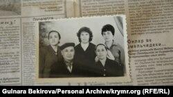 Семья Адиле Меджитовой