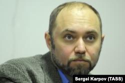 """Роман Удот, сопредседатель движения в защиту избирательных прав """"Голос"""""""
