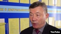 Историк Берекет Карибаев.