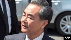 Hytaýyň daşary işler ministri Wang Ýi
