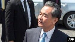 Кинескиот министер за надворешни работи, Ванг Ји.