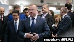 Міністар спорту ітурызму Аляксандар Шамко