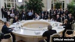 Москвадагы саммит, 8-май, 2015-жыл