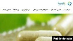 شبنم نعمتزاده، دختر وزیر سابق صنعت به فعالیتهای مجرمانه در شرکت توسعه دارویی رسا متهم شده است