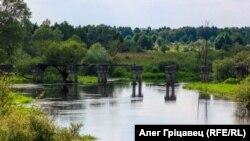 Стары мост. Рака Лясная