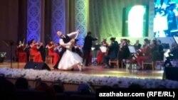 """Söýgi hakynda"" atly baýramçylyk konserti, Aşgabat, 15-nji fewral, 2020"