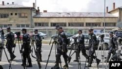 Меры безопасности в Белграде резко повышены