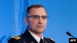 Генерал Кертис Скапарротти