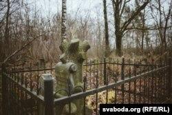 Мусульманскія пахаваньні на Дукаршчанскіх могілках у Сьмілавічах