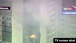 Причина взрыва пока неизвестна, дом очень сильно пострадал
