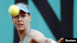 Российская теннисистка Елена Дементьева