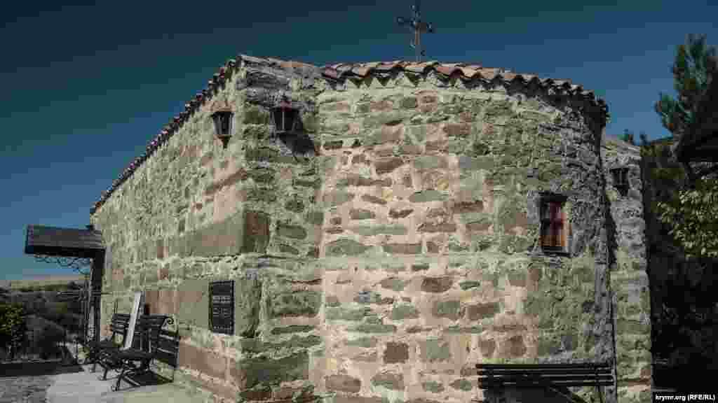 Ильинская церковь – памятник архитектуры Х–XI столетия. Один из самых старых храмов Крыма