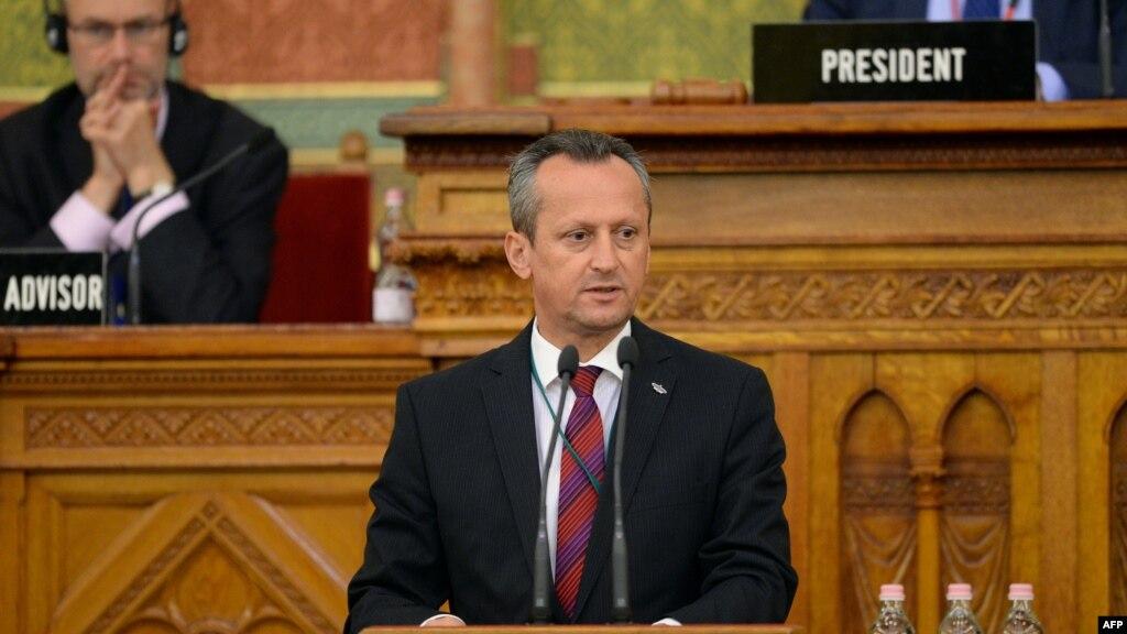 Veljanovski  Zgjedhja e Xhaferit për kryetar të Kuvendit  e paligjshme