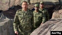 İlham Əliyev Ağdamda - 2014.