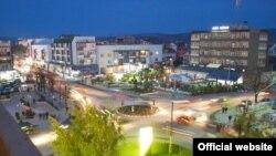 Pamje nga qendra e Gjilanit