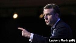 """""""Републиката напред"""" на Еманюел Макрон беше основана след последните европейски избори."""