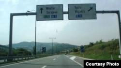 Dio autoputa od Sarajeva prema Zenici, foto: forum.gradjevinarstvo.eu