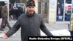 Ристо Трајковски,81-годишниот кореограф од Битола.