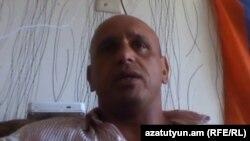 Артур Геворкян по «Скайпу» беседует с Радио Азатутюн, 24 сентября 2015 г.
