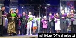 """Әтнә театрында """"Югалган көн"""" спектакле"""