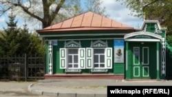 Дом-музей имени Дмитрия Багаева. Павлодар. Архивное фото.