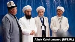 Кыргызстан мусулмандарынын курултайы. Апрель, 2017-жыл.