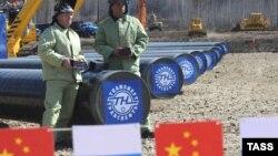 Naftovod povezao Rusiju sa Kinom, 2011.
