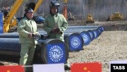 Naftovod koji je povezao Rusiju i Kinu, ilustrativna fotografija