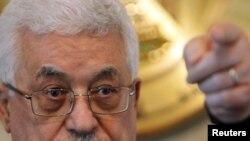 محمود عباس، رئیس تشکیلات خودگردان فلسطینی