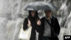 Синоптики прогнозували, що 13 червня дощі з грозами будуть у західних та північних областях України