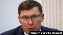 Ukrainian Prosecutor-General Yuriy Lutsenko had a tense relationship with the U.S. Embassy in Kyiv.