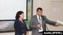 Римма Үтәшева һәм Заһир Хәкимов