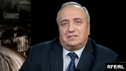 Russian lawmaker Frants Klintsevich (file photo)