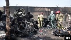 اکثر سرنشینان هواپیمای ایران ۱۴۰ که در مرداد ماه سقوط کرد کشته شدند